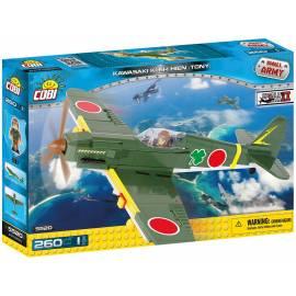 COBI Kawasaki Ki-61-I Hien 'Tony' - myśliwiec japoński 260 kl. (5520)