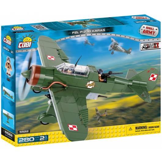COBI PZL P-23B Karaś 280 kl. (5522)
