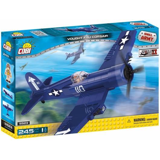 COBI Vought F4U Corsair - myśliwiec amerykański 245 kl. (5523)