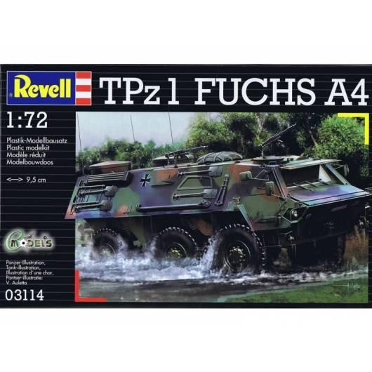 REVELL 1:72 TPz 1 FUCHS A4 (03114)