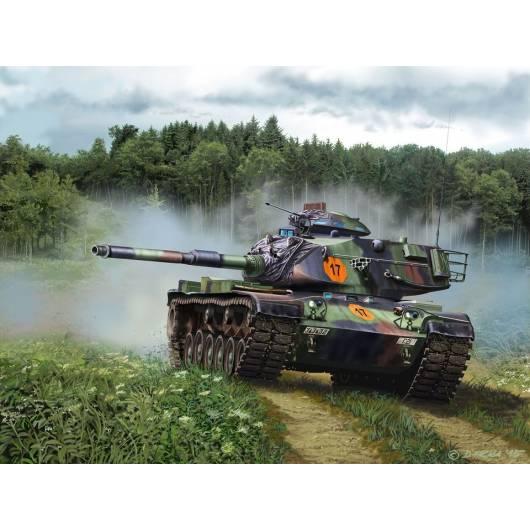 REVELL 1:72 M 60 - amerykański czołg podstawowy (03140)