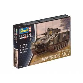 REVELL 1:72 Warrior MCV - brytyjski bojowy wóz piechoty (03144)