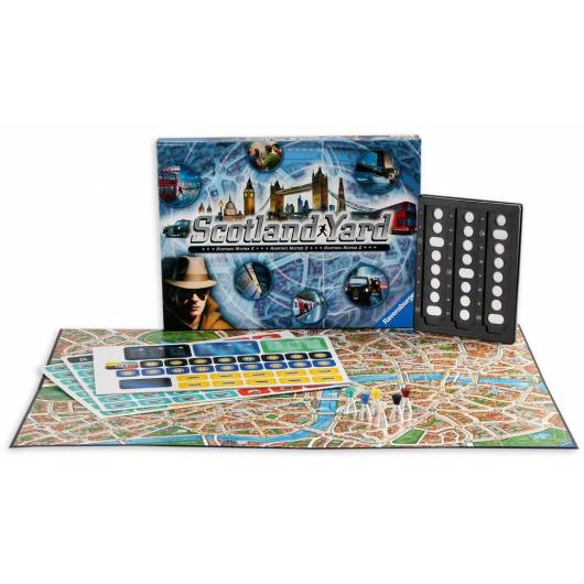 RAVENSBURGER Gra Scotland Yard