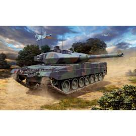 REVELL 1:72 Leopard 2 A6/A6M (03180)