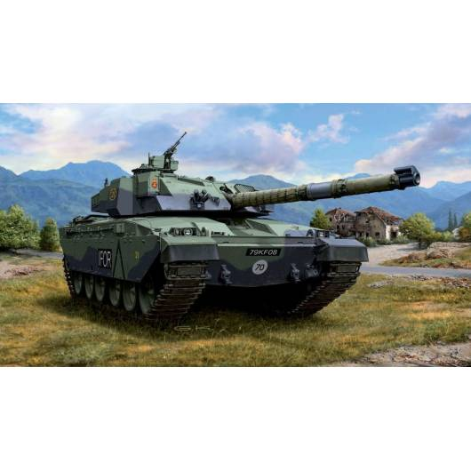 REVELL 1:72 British Main Battle Tank CHALLENGER I - czołg brytyjski (03183)