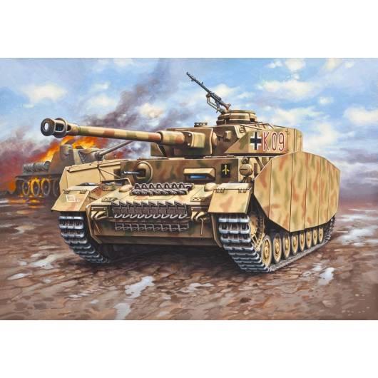 REVELL 1:72 PzKpfw. IV Ausf.H - niemiecki czołg średni (03184)