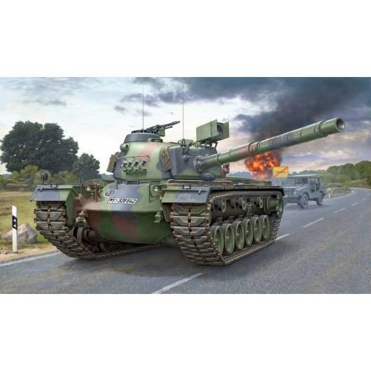 REVELL 1:35 M48 A2 GA2 - średni czołg amerykański (03236)