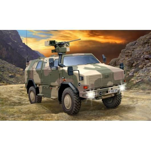REVELL 1:35 Dingo 2 GE A3.3 PatSI - niemiecki pojazd piechoty (03242)