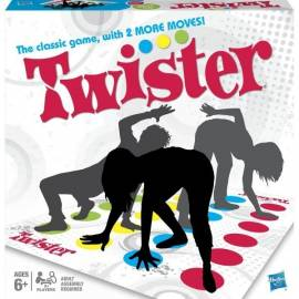 HASBRO Gra Twister Refresh (98831)