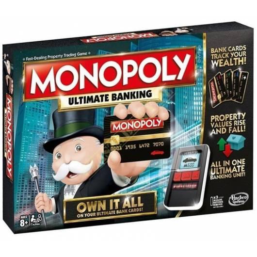 Hasbro Gra Monopoly Ultra Banking