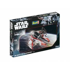 REVELL 1:58 Obi Wan's Jedi Starfighter - myśliwiec z fantastyki Star Wars (03607)