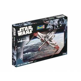 REVELL 1:58 ARC-170 Fighter - myśliwiec Star Wars (03608)