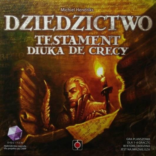 Gra Dziedzictwo: Testament Diuka de Crecy