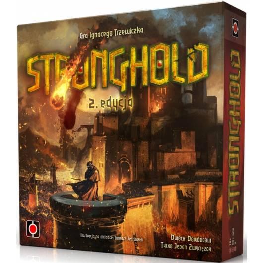 Portal Games Gra Stronghold 2 edycja (PL)