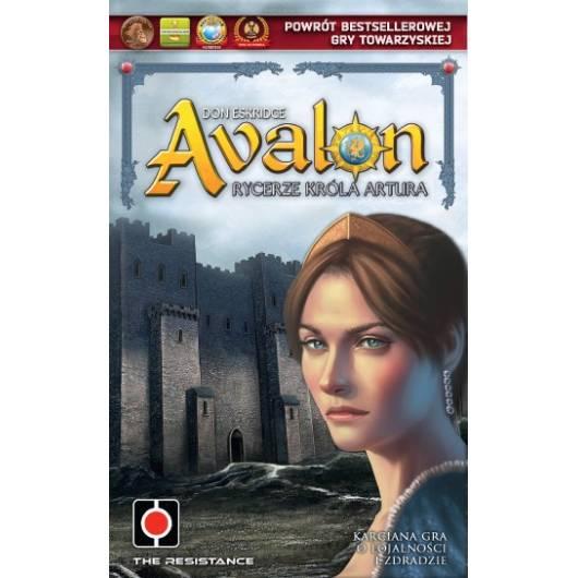 Poral Games Gra Avalon: Rycerze Króla Artura