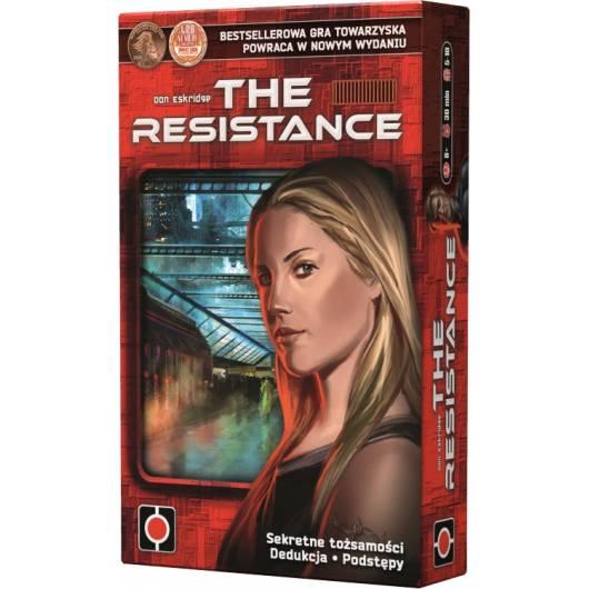 Portal Games Gra The Resistance (edycja polska)