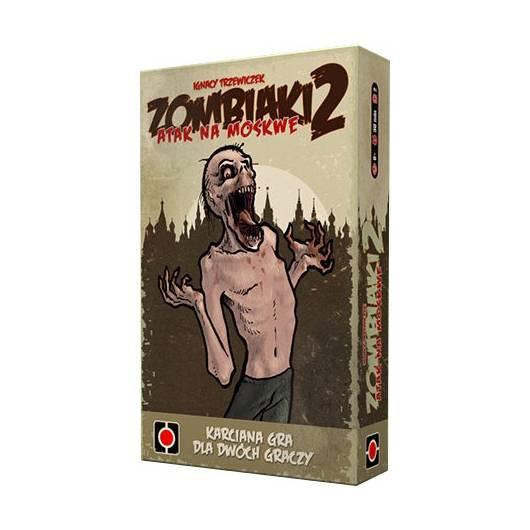 Portal Games Gra Zombiaki II: Atak na Moskwę (2 edycja)