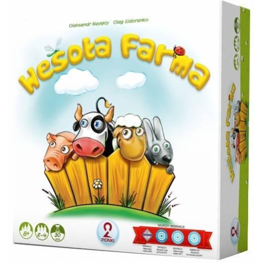 Portl Games Gra Wesoła farma