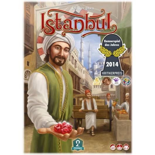 Portal Games Gra Istanbul (Istambuł) - edycja polska