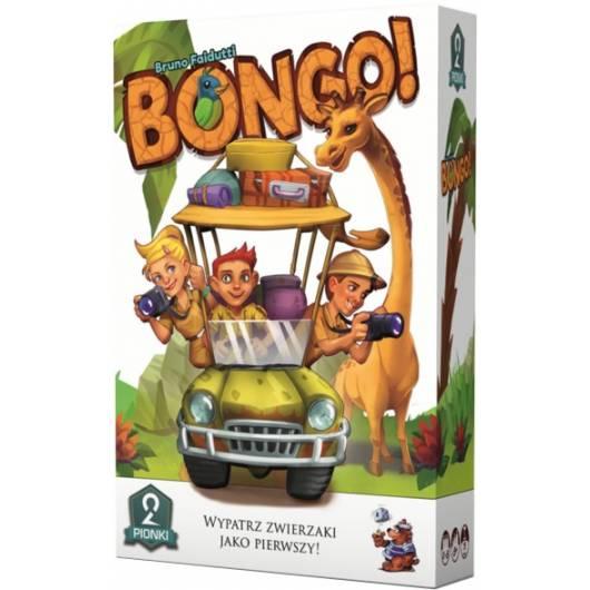 Portal Games Gra Bongo! (edycja polska)