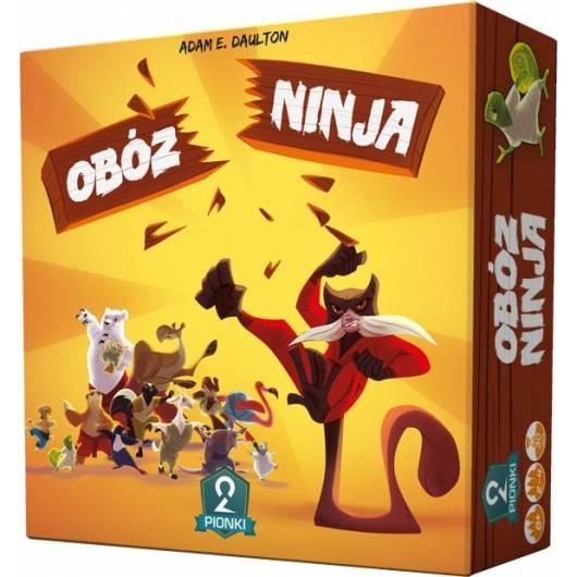 Portal Games Gra Obóz Ninja