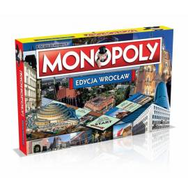 Gra Monopoly Wrocław