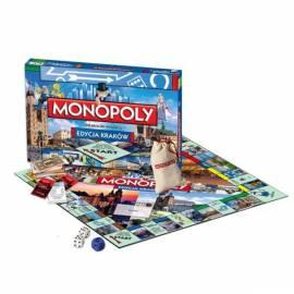 Gra Monopoly Kraków (edycja polska)