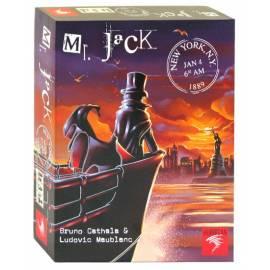 Gra Mr. Jack in New York (edycja polska)