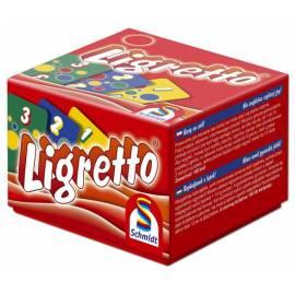 Ligretto w czerwonym pudełku (edycja polska)