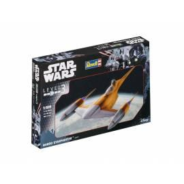 REVELL 1:109 Naboo Starfighter - myśliwiec obronny i patrolowy Star Wars (03611)