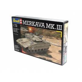 REVELL 1:72 Merkava MK.III - izraelski czołg podstawowy (03134)