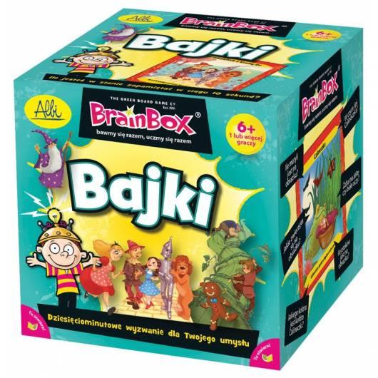 BrainBox: Bajki