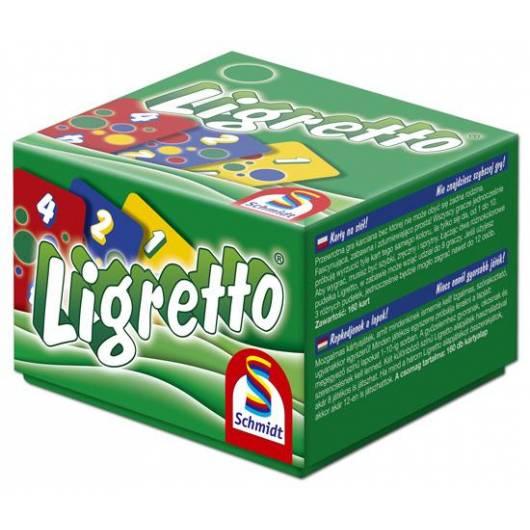 Ligretto w zielonym pudełku (edycja polska)