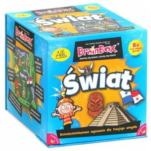 BrainBox: Świat