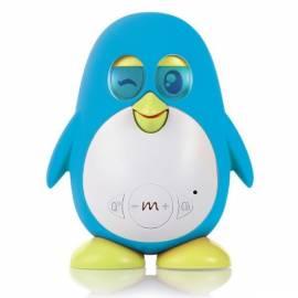 Marbo niebieski PL - interaktywny pingwin