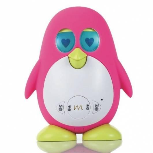 Marbo Różowy PL - Interaktywny Pingwin