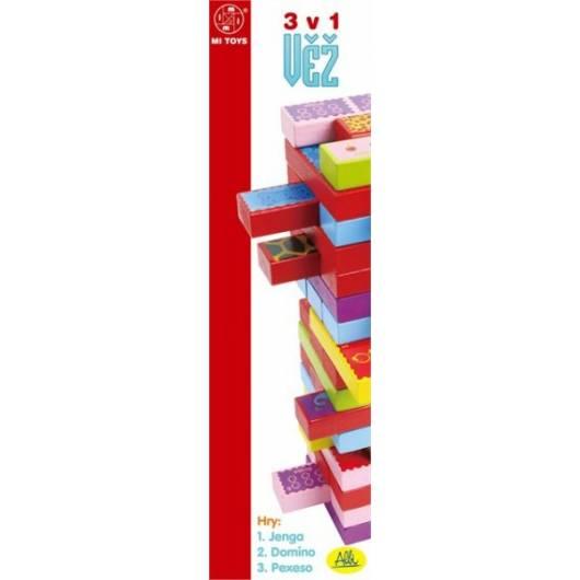Wieża - 3w1