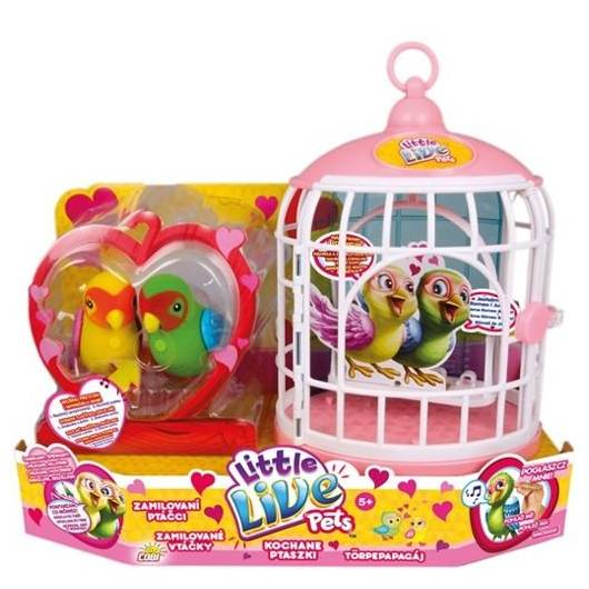 LIttle Live Pets Kochane Ptaszki (28026)