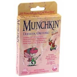 Munchkin: Dodatek obfitości