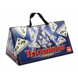 Triominos Compact (trójkątne domino)