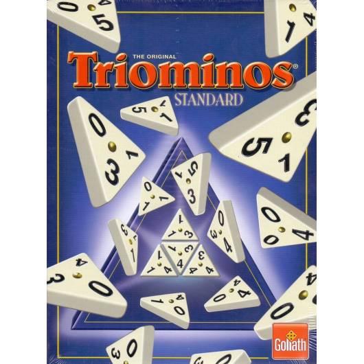 Triominos Standard (trójkątne domino)