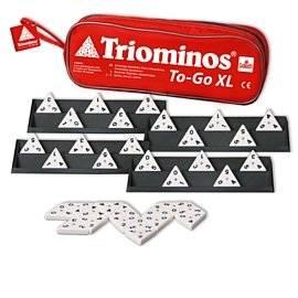 Triominos To-Go XL (trójkątne domino)