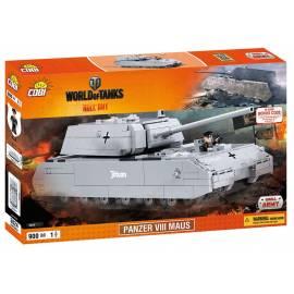 COBI Panzer VIII Maus - niemiecki czołg superciężki (3024)