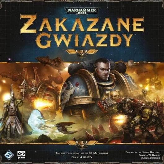 Warhammer 40000: Zakazane Gwiazdy
