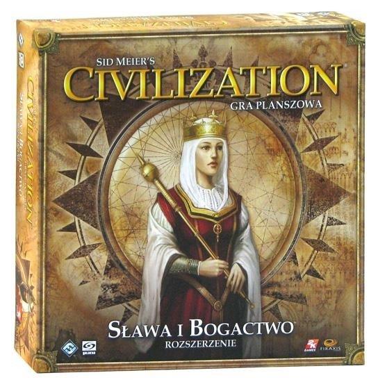 Civilization: Sława i Bogactwo