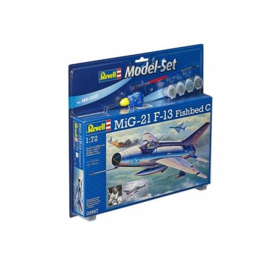 REVELL 1:72 MiG-21 F-13 Fishbed C (63967)