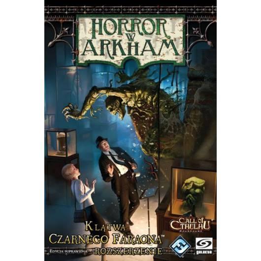 Horror w Arkham: Klątwa Czarnego Faraona (ed. poprawiona)