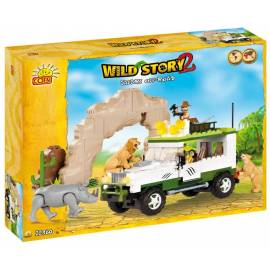 COBI Wild Story Safari Off-road 360 kl. (22360)