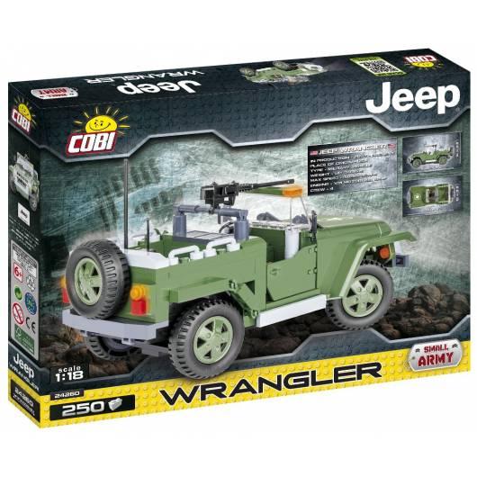 COBI Jeep Wrangler 250 kl. (24260)