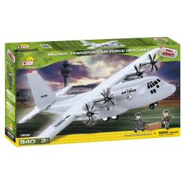 COBI Hercules - samolot transportu wojskowego 340 kl. (2606)